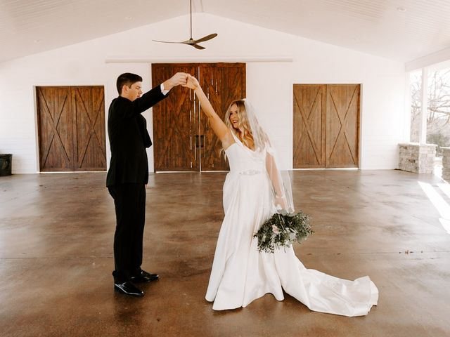 Nick and Mary Katherine's Wedding in Conway, Arkansas 4