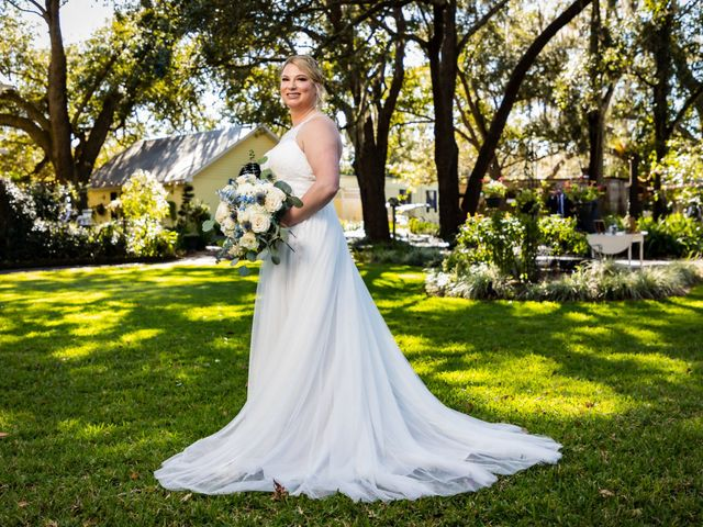 Tom and Lindsay's Wedding in Dover, Florida 3