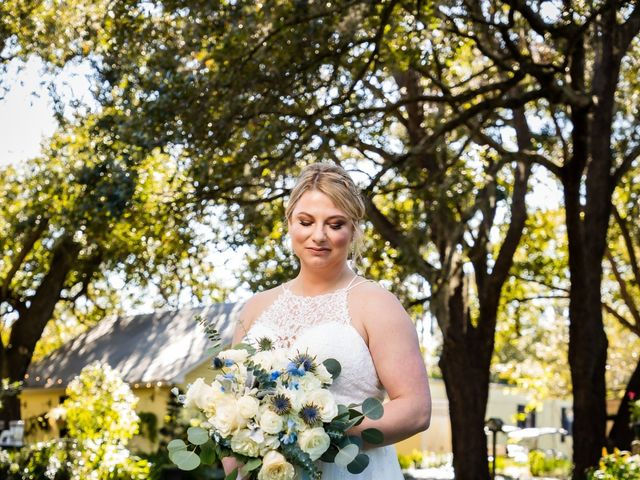 Tom and Lindsay's Wedding in Dover, Florida 4