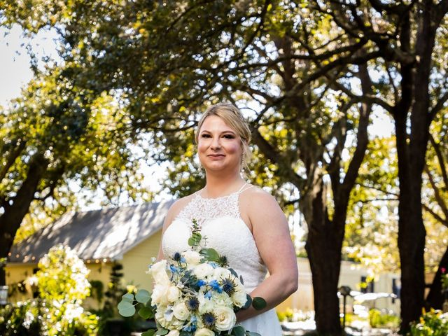 Tom and Lindsay's Wedding in Dover, Florida 5