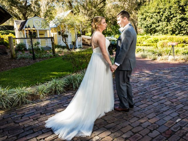 Tom and Lindsay's Wedding in Dover, Florida 9
