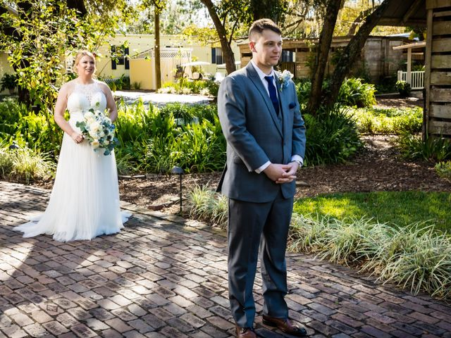 Tom and Lindsay's Wedding in Dover, Florida 13