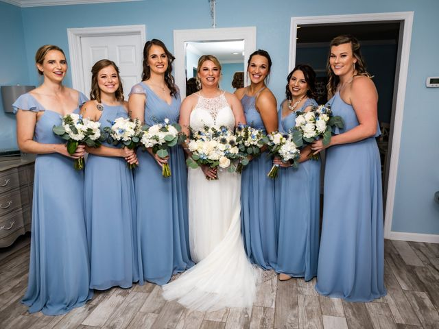 Tom and Lindsay's Wedding in Dover, Florida 14