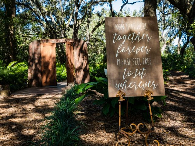 Tom and Lindsay's Wedding in Dover, Florida 34