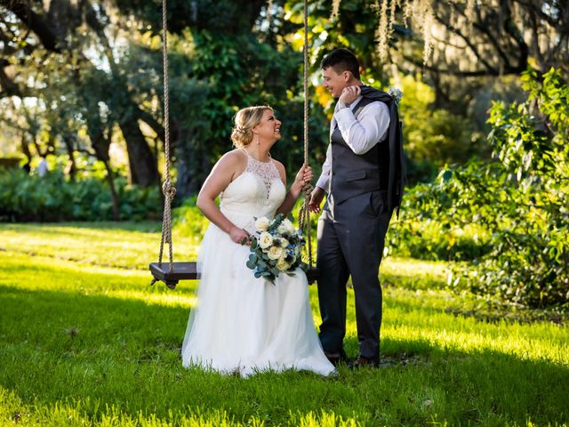 Tom and Lindsay's Wedding in Dover, Florida 39