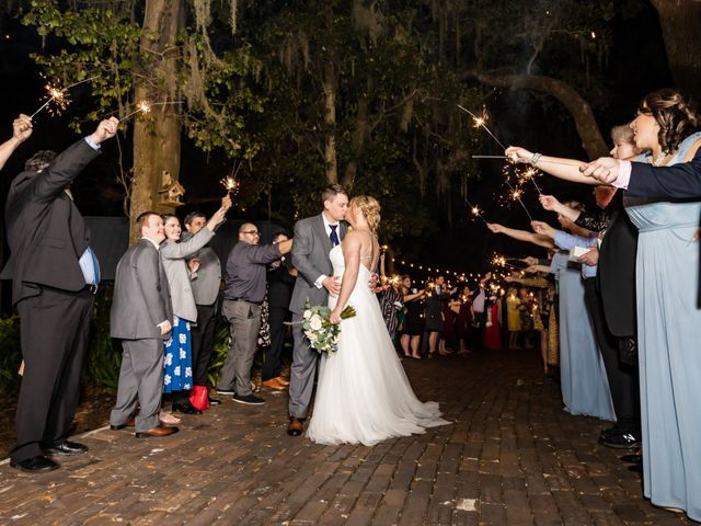 Tom and Lindsay's Wedding in Dover, Florida 43
