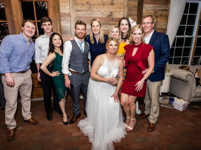 Tom and Lindsay's Wedding in Dover, Florida 49