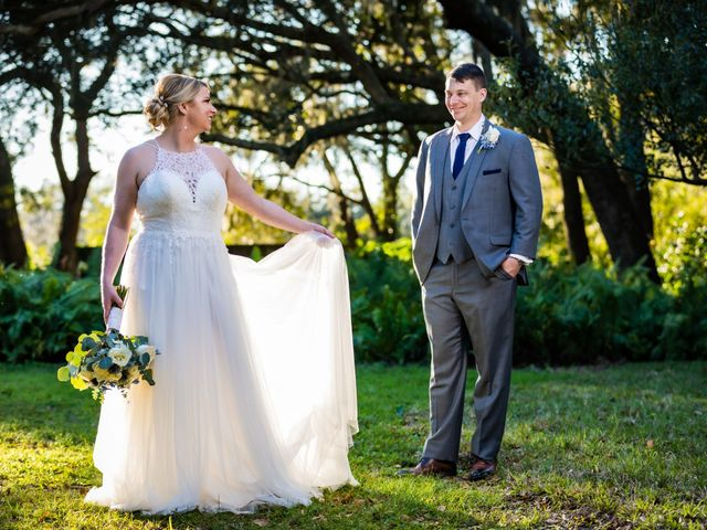 Tom and Lindsay's Wedding in Dover, Florida 85