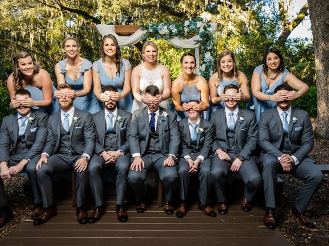 Tom and Lindsay's Wedding in Dover, Florida 92