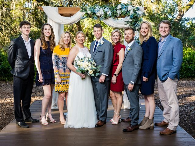 Tom and Lindsay's Wedding in Dover, Florida 101