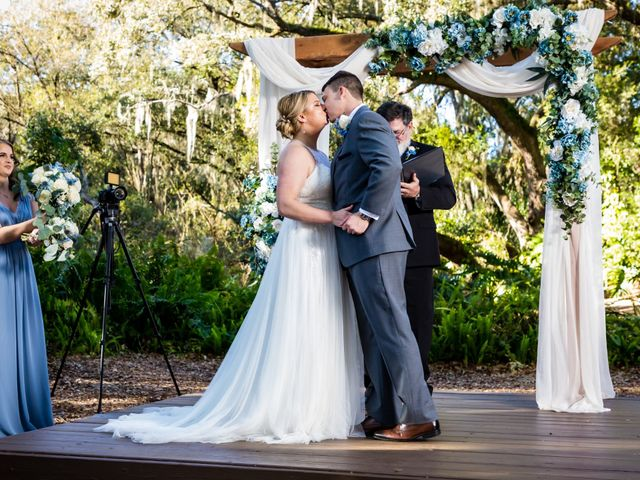 Tom and Lindsay's Wedding in Dover, Florida 107