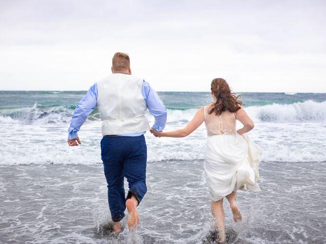 The wedding of Tabatha and Sam