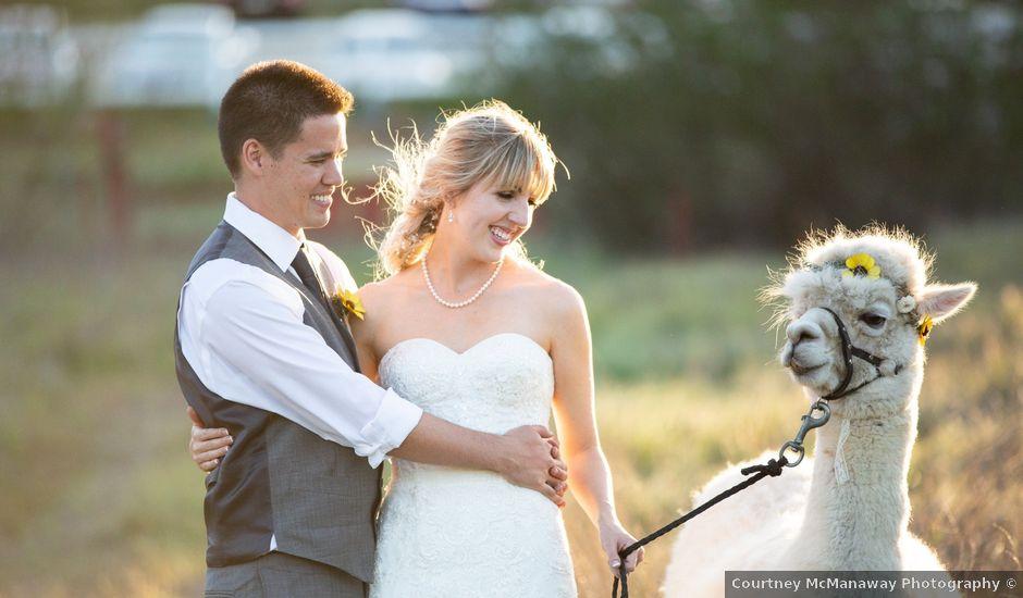 Aaron and Sinead's Wedding in Murrieta, California