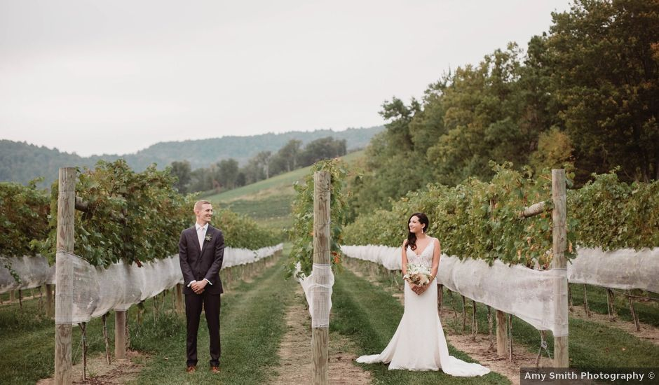 Chris and Gaby's Wedding in Charlottesville, Virginia
