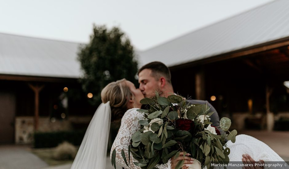 Bailey and Hailey's Wedding in Weatherford, Texas