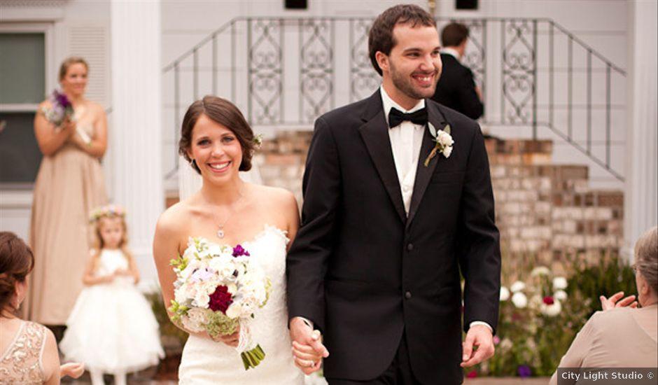 Courtney and Charles's Wedding in Charleston, South Carolina