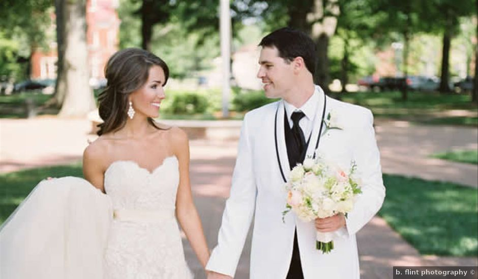 Mare and Jake's Wedding in Oxford, Mississippi