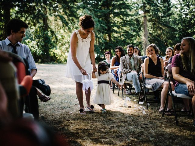 Stephanie and James's Wedding in Port Townsend, Washington 8