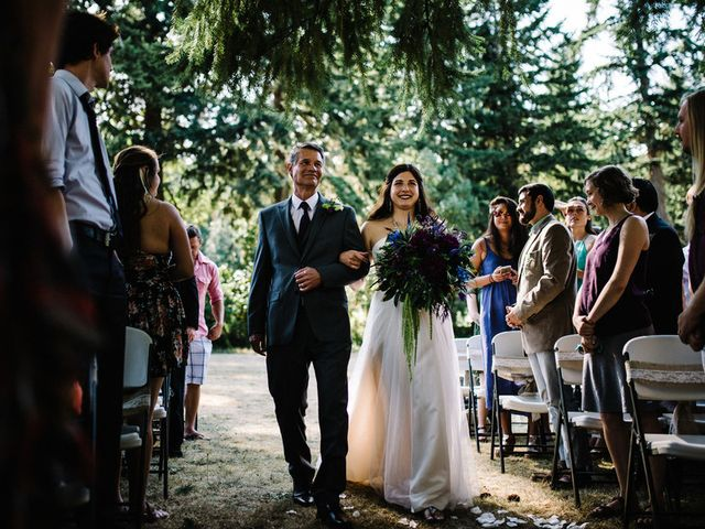 Stephanie and James's Wedding in Port Townsend, Washington 9