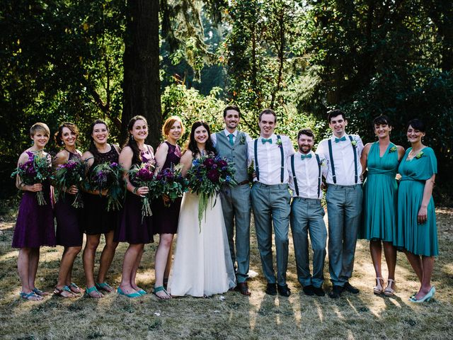 Stephanie and James's Wedding in Port Townsend, Washington 13