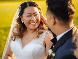 The wedding of Mark and Julia 2