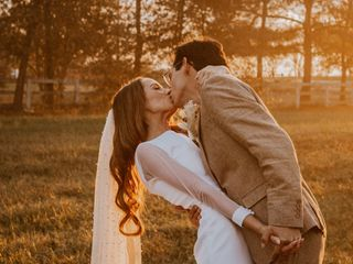 The wedding of Jordan and Ashlae
