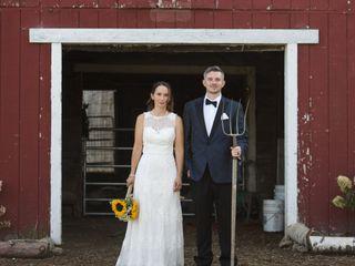 The wedding of Brandon and Karyn