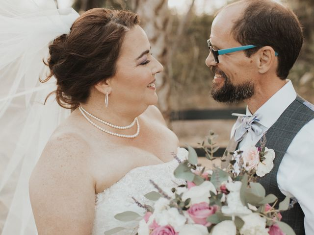 The wedding of Peter and Bianca