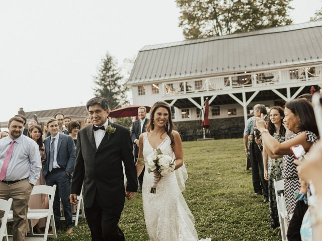 John and Liv's Wedding in Hamilton, District of Columbia 2