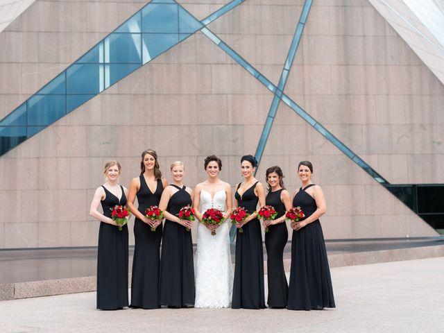 Jonathan and Britta's Wedding in Minneapolis, Minnesota 1