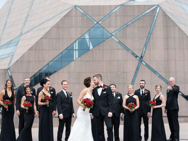 Jonathan and Britta's Wedding in Minneapolis, Minnesota 3