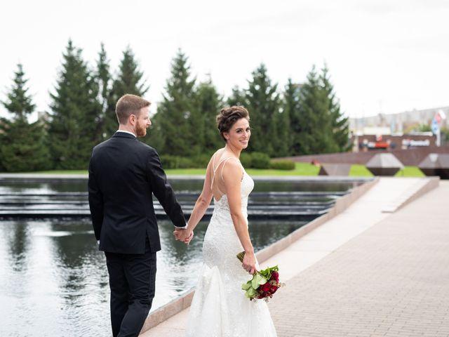 Jonathan and Britta's Wedding in Minneapolis, Minnesota 6