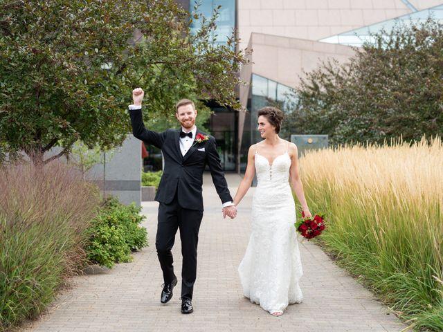Jonathan and Britta's Wedding in Minneapolis, Minnesota 8