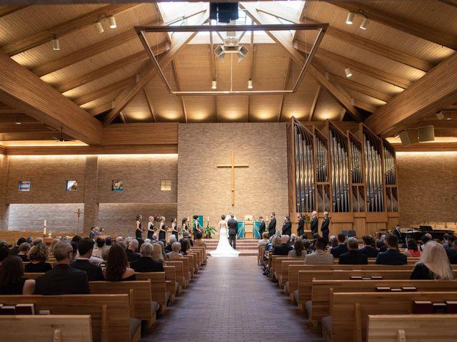 Jonathan and Britta's Wedding in Minneapolis, Minnesota 11