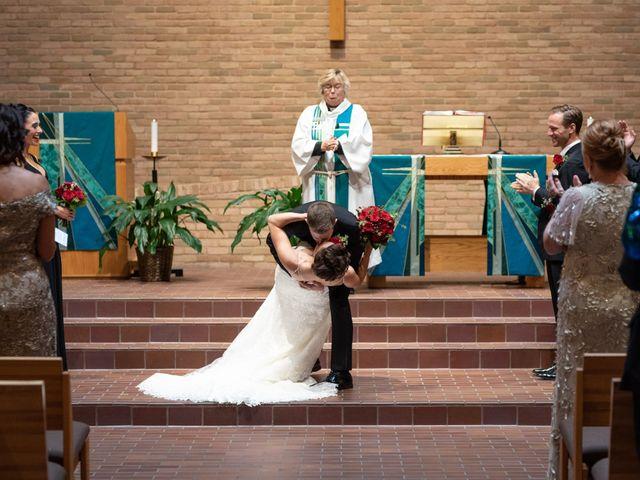 Jonathan and Britta's Wedding in Minneapolis, Minnesota 12