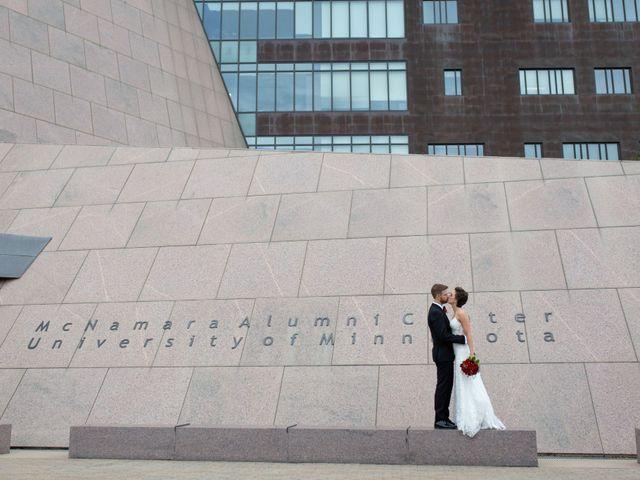Jonathan and Britta's Wedding in Minneapolis, Minnesota 14