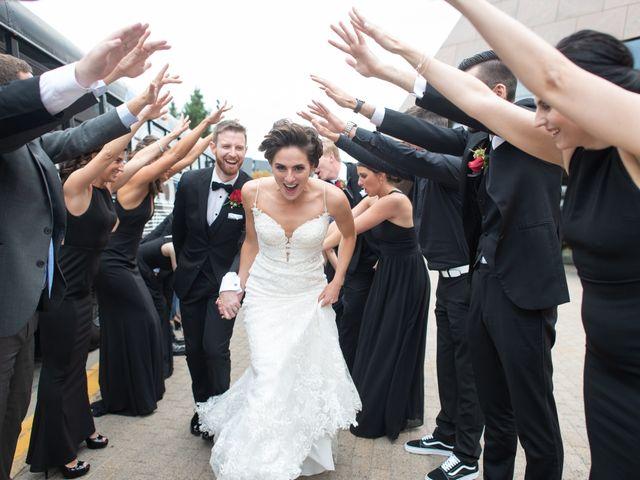 Jonathan and Britta's Wedding in Minneapolis, Minnesota 15