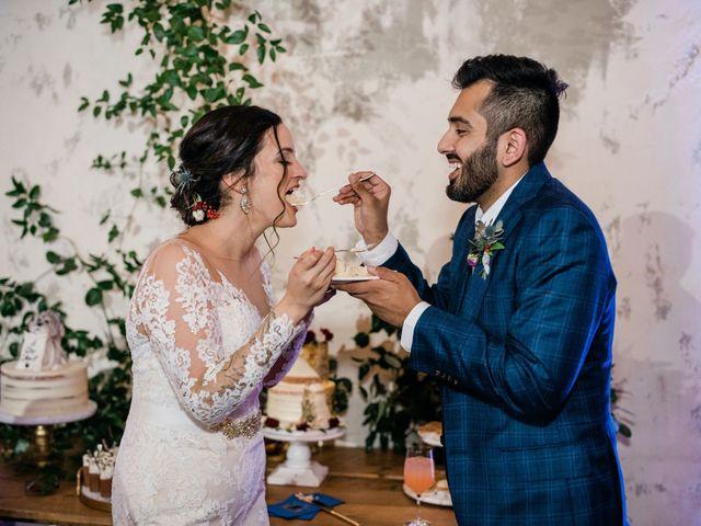 Vivek and Emily's Wedding in Georgetown, Texas 72