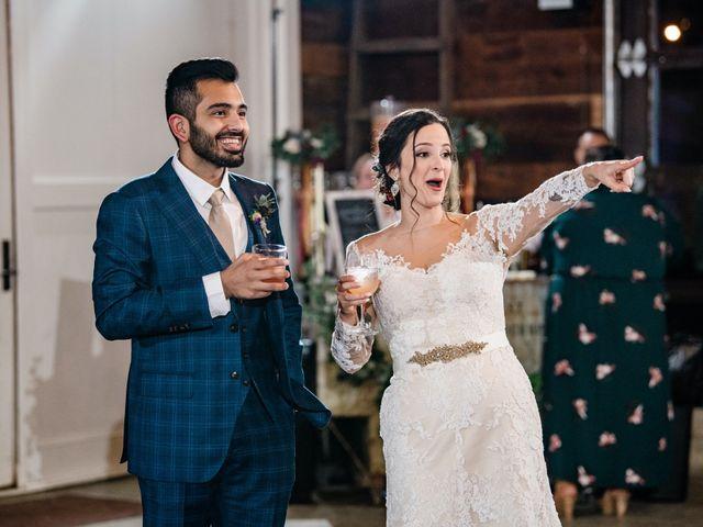Vivek and Emily's Wedding in Georgetown, Texas 62