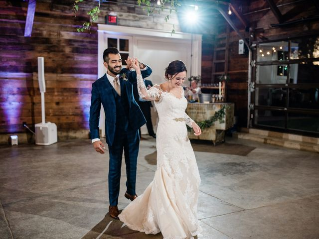 Vivek and Emily's Wedding in Georgetown, Texas 58