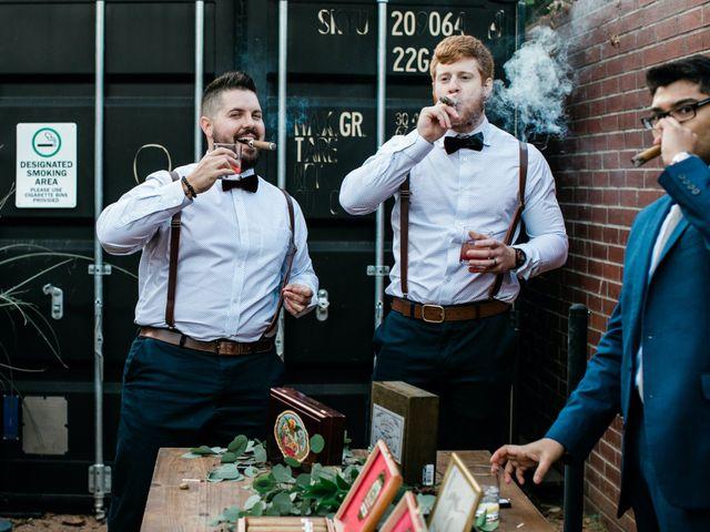 Vivek and Emily's Wedding in Georgetown, Texas 55