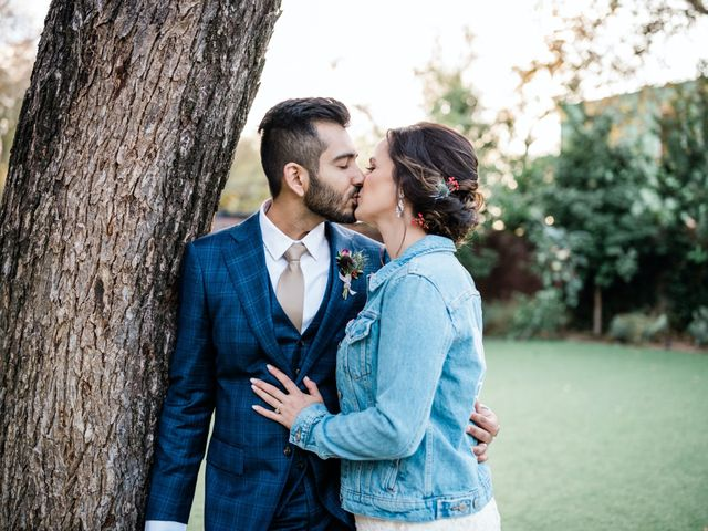 Vivek and Emily's Wedding in Georgetown, Texas 53
