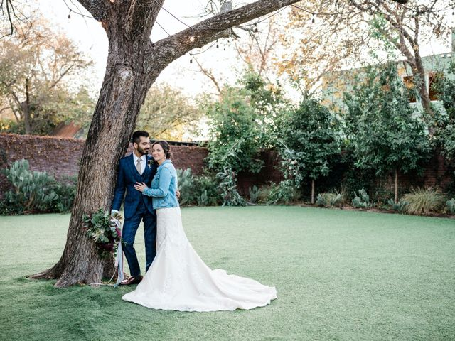 Vivek and Emily's Wedding in Georgetown, Texas 52