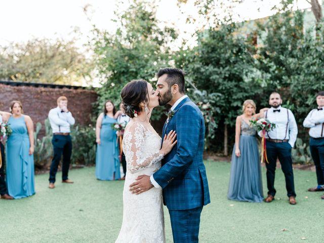 Vivek and Emily's Wedding in Georgetown, Texas 51