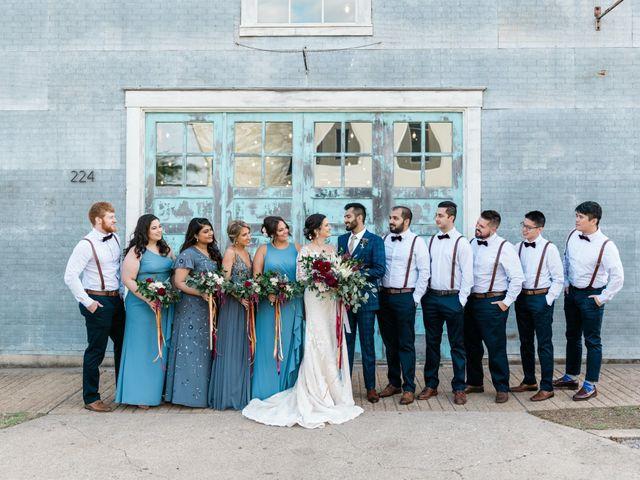 Vivek and Emily's Wedding in Georgetown, Texas 50