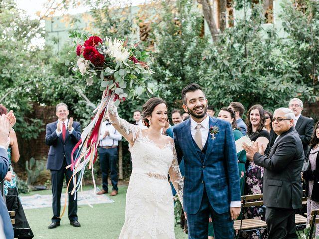 Vivek and Emily's Wedding in Georgetown, Texas 48