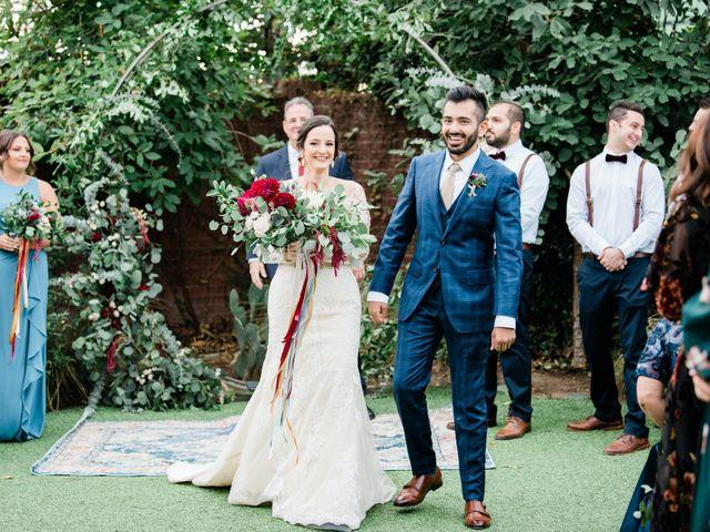Vivek and Emily's Wedding in Georgetown, Texas 47