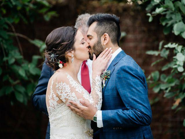 Vivek and Emily's Wedding in Georgetown, Texas 45