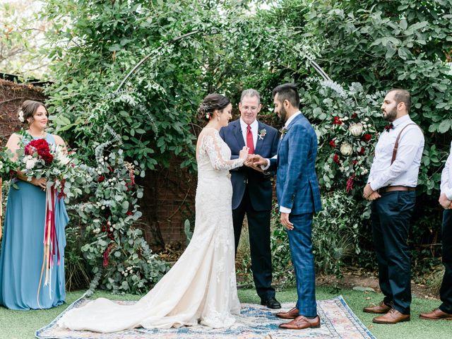 Vivek and Emily's Wedding in Georgetown, Texas 43