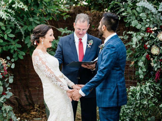 Vivek and Emily's Wedding in Georgetown, Texas 42